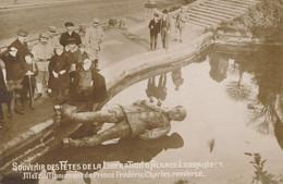 57) METZ : Souvenir Des Fêtes De La Libération D'Alsace-Lorraine - Monument Renversé (BP) - Metz