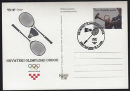 Croatia Zagreb 2020 / Croatian Olympic Committee / Badminton - Tennis Tavolo