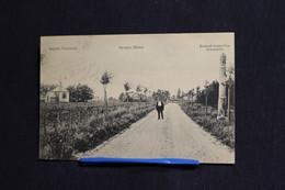 Y/O-147 /  Liège  Jalhay,  La Baraque Michel : Kapelle Fischbach - Deutsch-belgischer Grenzstein / Circulé 1920 - Non Classés