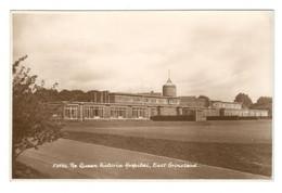 Vintage Postcard 1900's The Queen Victoria Hospital, East Grinstead Unused. See Description AA - Altri