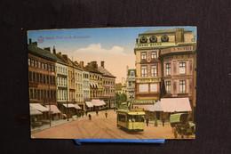Y/O-150 /  Flandre Orientale  Gent  Zicht Op De Koornmarkt Tram 1919  / Circulé 1919 - Gent