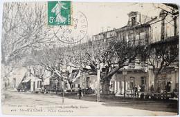 STE MAXIME - Place Gambetta - Sainte-Maxime