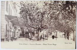 STE MAXIME - Place Victor Hugo - Sainte-Maxime