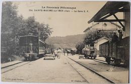 STE MAXIME SUR MER - La Gare - Sainte-Maxime