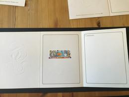Kiribati America's Cup Proof Folder - Kiribati (1979-...)