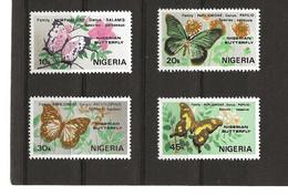 NIGERIA 400/403 (4V) 1982 MICHEL NUEVO - Nigeria (1961-...)