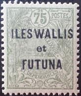 R2452/1684 - 1920 - WALLIS ET FUTUNA - N°14 NEUF** - Unused Stamps