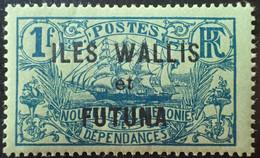 R2452/1685 - 1920 - WALLIS ET FUTUNA - N°15 NEUF** - Unused Stamps