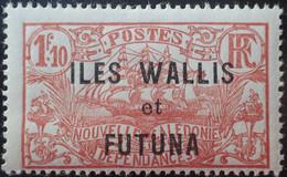 R2452/1690 - 1927/1928 - WALLIS ET FUTUNA - N°42 NEUF* - Unused Stamps