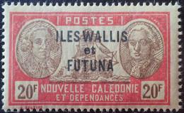R2452/1692 - 1930/1938 - WALLIS ET FUTUNA - N°65 NEUF* - Unused Stamps