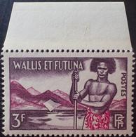 R2452/1698 - 1957/1961 - WALLIS ET FUTUNA - N°157 NEUF** BdF - Unused Stamps