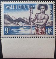 R2452/1699 - 1957/1961 - WALLIS ET FUTUNA - N°158 NEUF* BdF - Unused Stamps