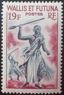 R2452/1700 - 1957/1961 - WALLIS ET FUTUNA - N°158B NEUF* - Unused Stamps