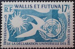 R2452/1701 - 1958 - WALLIS ET FUTUNA - N°160 NEUF* - Unused Stamps