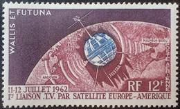 R2452/1705 - 1963 - WALLIS ET FUTUNA - POSTE AERIENNE - N°20 NEUF* - Unused Stamps