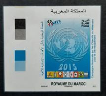 Maroc - Morocco - Timbre Non Dentelé 2011 - Neuf** - Marokko (1956-...)