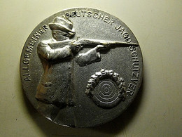 Medal To Identify Germany 1934 - Unclassified