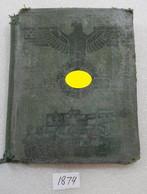 WW2 German Panzer Division  ID Replica - 1939-45