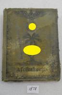WW2 German DAK  ID Replica - 1939-45