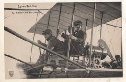Lyon Aviation  PAULHAN  Avec Passager - Airmen, Fliers
