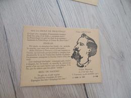 CPA GF Félibre Mouvement Occitan Provençal Mistral N°69 Felibre Majouran Vitou Lieutaud - Writers