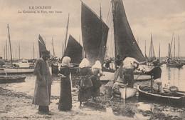 (VIL) CHARENTE MARITINE , ILE D' Oleron ; La Cotinière ; Le Port , Mer Basse - Ile D'Oléron