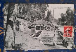Route D'EL-Biar ( L'avoir Arabe) Le 03 08 1908. Algérie - Andere Steden