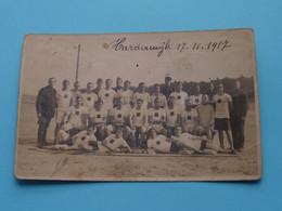 HARDERWIJK 17-10-1917 INTERNERINGSKAMP > Nederland ( Zie / Voir Photo ) Sporten ! - War 1914-18