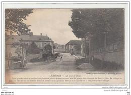 YONNE LEZINNES LA GRANDE ROUTE - Other Municipalities