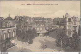 PAS DE CALAIS ARRAS RUE GAMBETTA - Arras