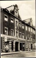 CPA Potsdam, Partie Am Bassin, Wohnstätte Mozarts, Samenhandlung Louis Valley - Otros