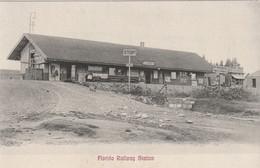Florida Railway Station Johannesburg Abt. 1900 - Afrique Du Sud