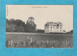 Château De Segonzac, Près Blaye. - Autres Communes