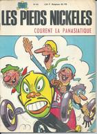 "LES PIEDS NICKELES N° 33  "" COURENT LA PANASIATIQUE  "" - PELLOS - - Pieds Nickelés, Les"