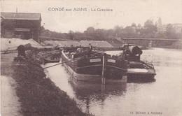 AISNE CONDE SUR AISNE LA GREVIERE - Other Municipalities