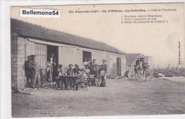 Cpa Dept 17 - île D'oléron - La Côtinière - Café De L'espérance (voir Scan Recto-verso) - Ile D'Oléron