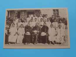 Mission PP. Carmes / Karmelieten ( Reeks II QUILON ) Missionarissen British India / Anno 19?? ( See/voir Photo ) Thill ! - Missions