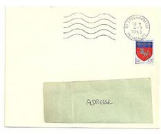 PAS De CALAIS - Dépt N° 62 = LOOS En GOHELLE 1968 =  FLAMME Codée SUPERBE =  SECAP Muette '5 Lignes Ondulées' - Mechanical Postmarks (Advertisement)