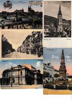 N 90  Lot 100 CPA Différentes D Allemagne - 100 - 499 Cartoline