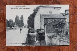 LIANCOURT (60) - AVENUE DE LA GARE - LA CASCADE - Liancourt