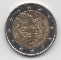 France 2€ (2020) : Charles De Gaulle 1890-1970 - France