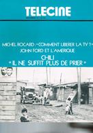 Lot De 13 Revues Telecine - Novembre 1973 à Février 1997 - Cinéma/Télévision