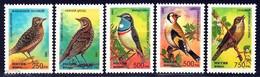 RUSSIE/RUSSIA/RUSSLAND/ROSJA 1995 MI.440-44 ** ,ZAG.221-25,YVERT.6127-30 - Unused Stamps