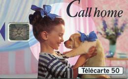 TELECARTE  France Telecom 50 UNITES.  .4.000.000.  EX. - Telecom Operators