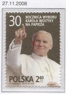 Poland 2008 Mi 4401 Karol Wojtyla, Pope John Paul II **MNH - Ongebruikt