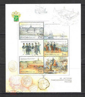 RUSSIE/RUSSIA/RUSSLAND/ROSJA 2002 MI.1020-22** ,ZAG.788-90,YVERT. - Unused Stamps