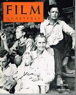 """Lot De 15 Revues """" Film Quarterly """" Winter 1973 à Spring 1984 - Cultural"""