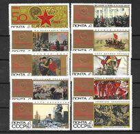 URSS - 1967 - N. 3287/96** (CATALOGO UNIFICATO) - Ongebruikt