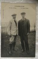 L'aviation En 1908 -Monsieur Berg Et Monsieur Wright-55 - Aviadores
