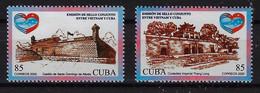CUBA 2020. EMISIÓN CONJUNTA CUBA-VIETNAN. MNH - Nuevos
